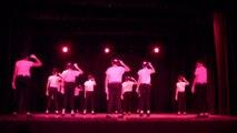 HOLLYWOOD TONIGHT par les 10/11ans gala 2015 samedi  MJC de MARIGNY LE CHATEL