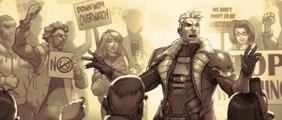 Overwatch - Soldat 76 : les origines