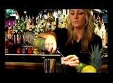 Que Pasa Cosmopolitan Cocktail Making Video