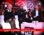 dieudo chez taddei (1/7) debat humour et politique