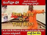 Nellore Shaolin Temple Kung-fu India Best Wushu Weapons Master Shifu Prabhakar Reddy AP Tai chi