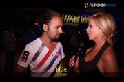 PokerStars love story :  Negreanu + Leatherman