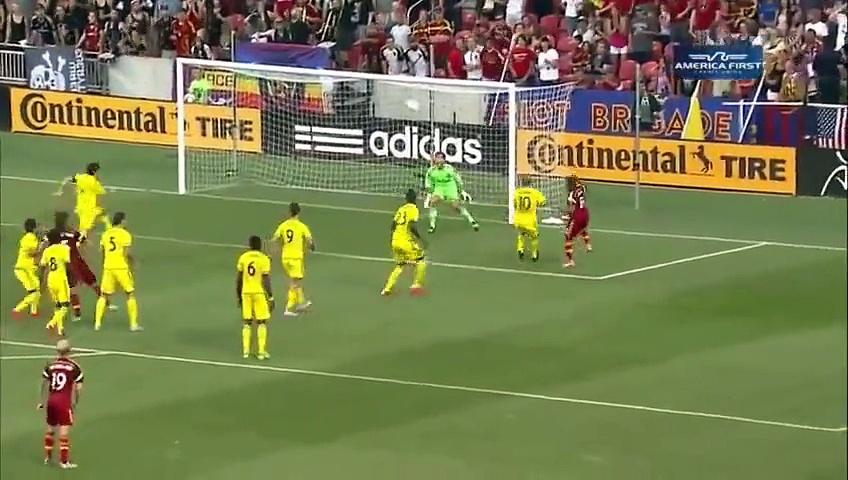 VIDEO Real Salt Lake 2 – 2 Columbus Crew [MLS] Highlights