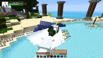 LittleLizardGaming - Minecraft Mods!  Minecraft   HOW TO TRAIN YOUR DRAGON   Dragon Vs Shark! 25