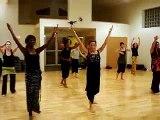 Stage de danse africaine (Guinée) avec Sekouba Camara à Toulouse organisé par Baga Percussion