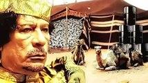 أغنية العقيد معمر  القذافي : شبر شبر..بيت بيت..دار دار