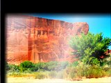 Travel around the world  Canyon de Chelly National Monument, USA