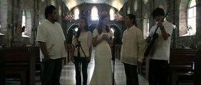Pretty Russian and her friends sing a Tagalog Church song PANANATILI      love  romantic romance songs / chansons d'amour de romance romantique  HD