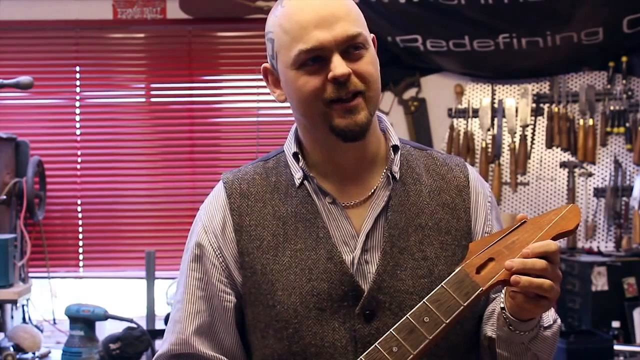 Are 3d printed guitars the future of guitar building?