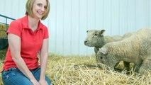 Dr. Emily Buck - 2013 Ohio Farm Bureau Excellence in Agriculture Award Winner