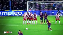 Lionel Messi goles jugadas asistencias 2014/2015 HD
