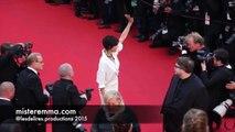 SOPHIE MARCEAU et sa petite culotte - Cannes 2015 !