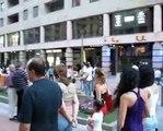 Flashmob Division No4 flashmob - Applause in center of Yerevan