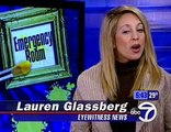 """Art Format """"Emergency Room """" at  PS1 MOMA TV report abc news"""