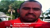 Los beneficios de practicar los ejericicios anaeróbicos/ Rigoberto Plascencia