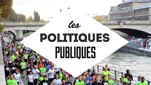 Sommet de la course à pied - Les politiques Publiques