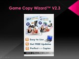 Copy, Backup, And Burn Games - Game Copy Wizard