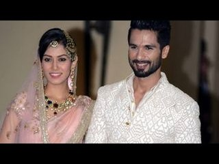 Shahid Kapoor WEDDING : Bollywood Reacts