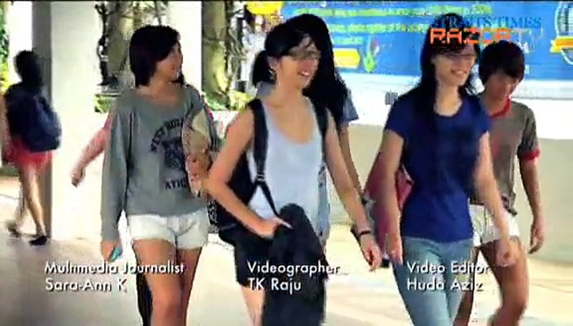 Beauties and the Beasts (NTU Campus fashion Ep 20.1)