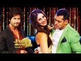 Shahid Kapoor Jhalak Dikhhla Jaa 8   Salman Khan & Kareena Kapoor promote Bajrangi Bhaijaan