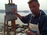 Oil Painting Demonstration by American Artist Editor Steve Doherty