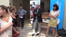 Opération Sac Ados : pour le départ en vacances des jeunes du Pas-de-Calais
