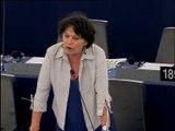 """Michèle Rivasi: """"le problème est que demain il peut y avoir un accident nucléaire en Europe et on doit protéger la population"""""""