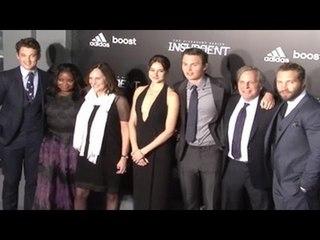 "The Divergent Series: Insurgent ""New York"" Premiere"