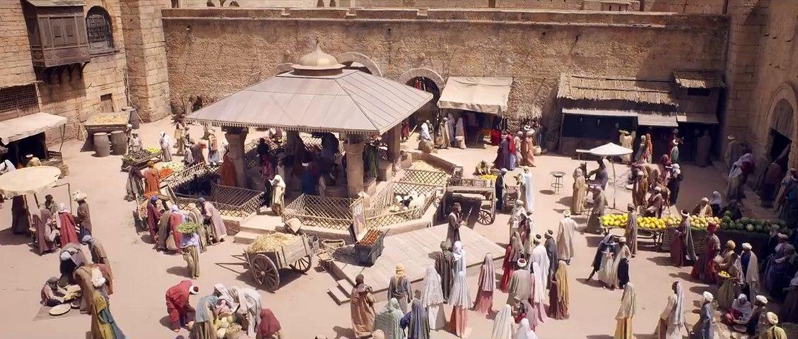 1er trailer de Les Nouvelles aventures d'Aladin