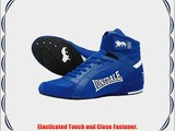 Lonsdale Swift Junior Boxing Boots Color- Black Size- 3 UK