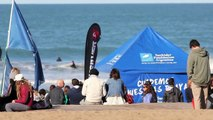 Internacional Surfing Day 2012 - AA2000 auspició el Surfing Day en Mar del Plata