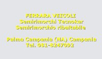 Semirimorchio ribaltabile TECNOKAR