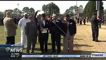 Video: CAIR Director Nihad Awad Speaks Before Funeral of Chapel Hill Murder Victims