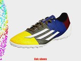 Adidas - F10 TF - Color: Burgundy-White-Yellow - Size: 10.0