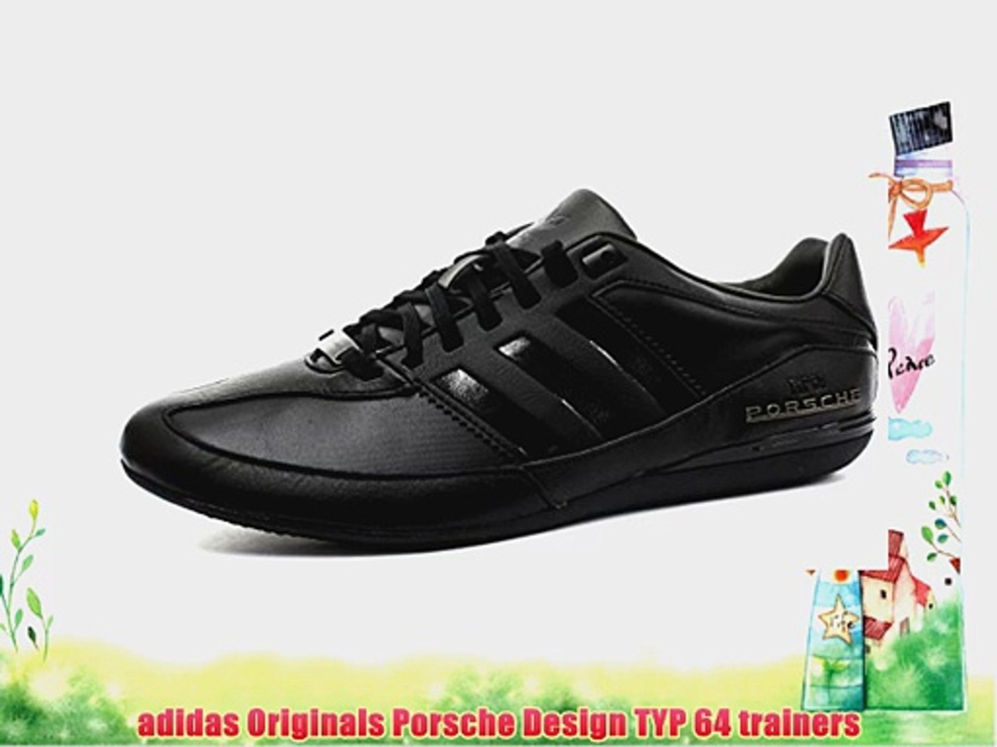 newest collection 50e00 d921f adidas Originals Porsche Design TYP 64 trainers