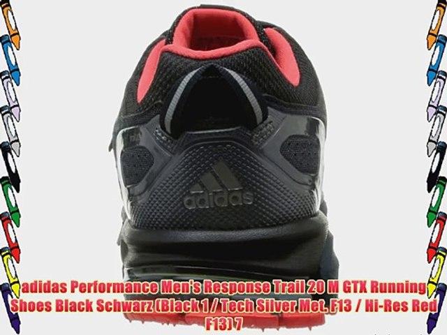 va a decidir Ritual Uganda  adidas Performance Men's Response Trail 20 M GTX Running Shoes Black  Schwarz (Black 1 / Tech - video Dailymotion