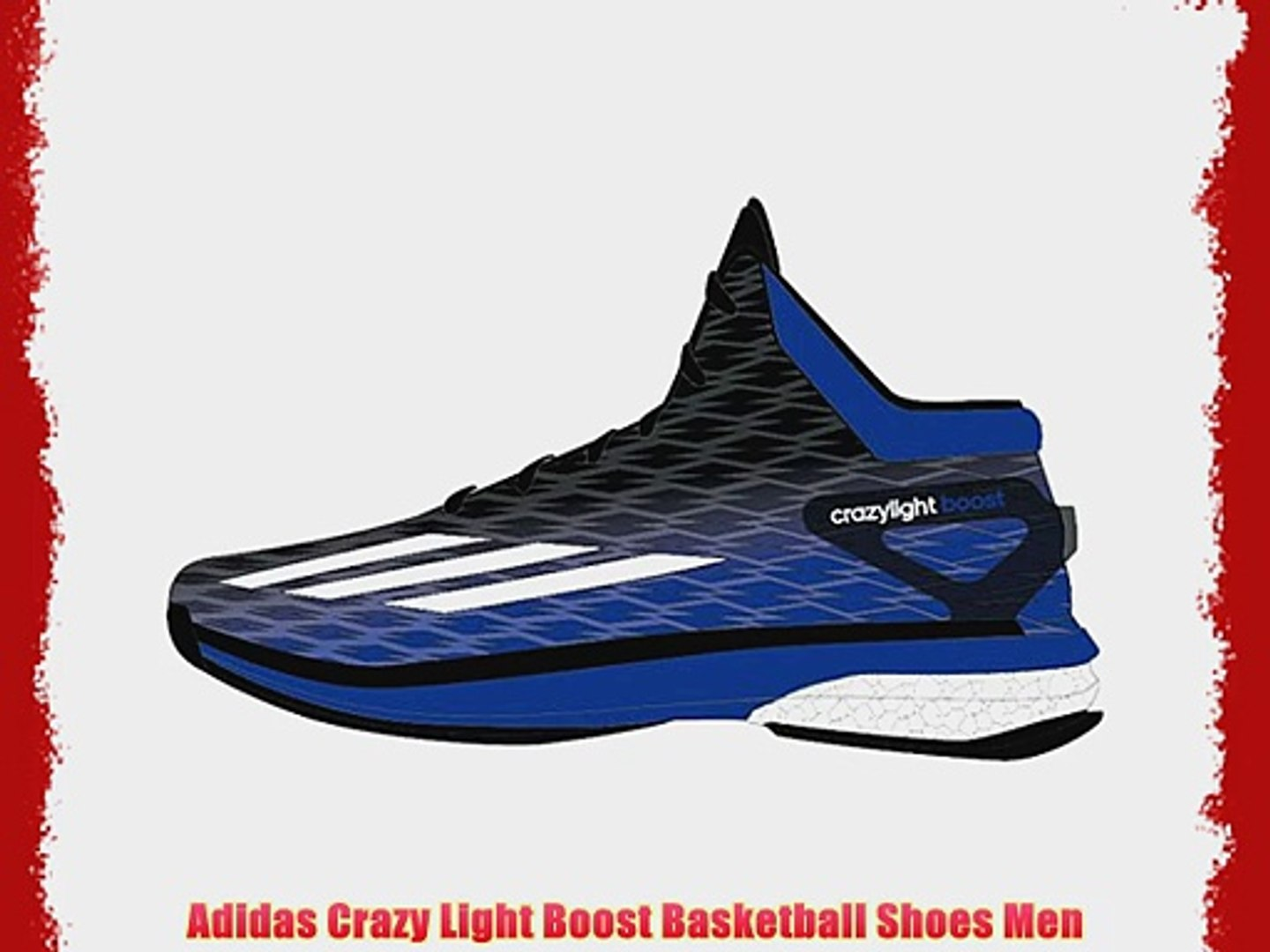 100% genuine 2018 shoes coupon code Adidas Crazy Light Boost Basketball Shoes Men