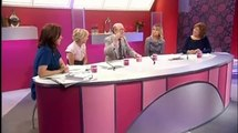 Ron Moody (Fagin from Oliver) funny interview on Loose Women - 26th October 2010
