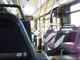 TTC Orion VII HEV Hybrid 1008 (Route 60 Steeles West) - Interior Ignition/Start up and Bus Ride