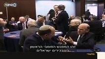الجنرال السعودي أنور عشقي في  لقاء مع المسئول الإسرائيلي غولد