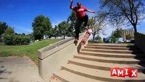 Ultimate Fails Compilation ★ Skateboarding Fails ★ Girls Fail 2015