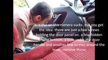 How to: Fix Slow Retracting or Stuck Seat Belt - video