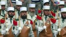 défilé du 14 juillet 2014 - le Génie de la légion étrangère