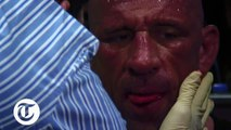 Mark Coleman Rages Backstage at UFC 93