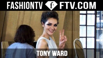 Tony Ward Backstage | Paris Haute Couture Fall/Winter 2015/16 | FashionTV