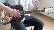 Blues Rock Guitar Lessons - Solo Lead Guitar Lesson inspired by Billy Gibbons of ZZ Top