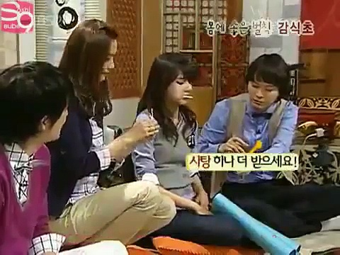 SNSD Drinking Vinegar