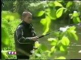 Pêche au Saumon sur la Sélune en Normandie (Ducey)