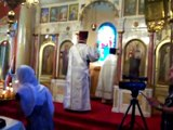 Divine Liturgy at St. Nicholas Orthodox Church, Chester, PA (Fragment)