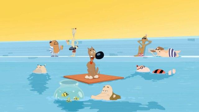 Die Daltons – Die Daltons schwimmen im Glück (S01 E27)